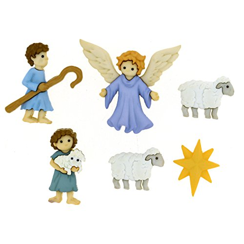 Dress It Up Buttons 8816 The Good Shepherd