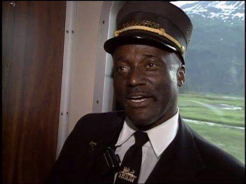 The Alaska Railroad: Anchorage to Seward