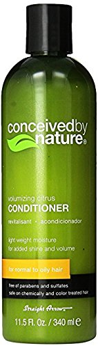 Conceived By Nature Conditioner - Citrus - 11.5 Oz, 11.5 Ounce by Conceived By Nature