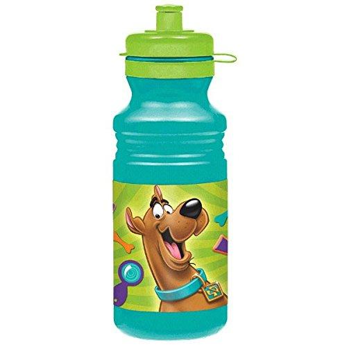 (amscan 1 x Scooby-Doo Drink Bottle)