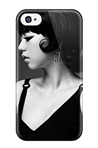 Defender Case With Nice Appearance (wonder Girls) For Iphone 4/4s