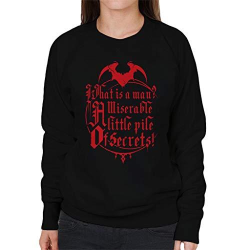 Sweat Noir Qu'est Qu'un Homme ce Castlevania City 7 Cloud shirt x4qZAw1T4F