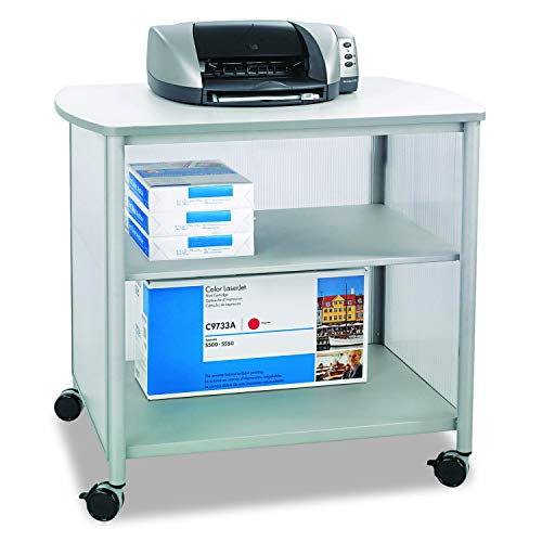 Safco Products 1858GR Impromptu Deluxe Machine Stand, Gray