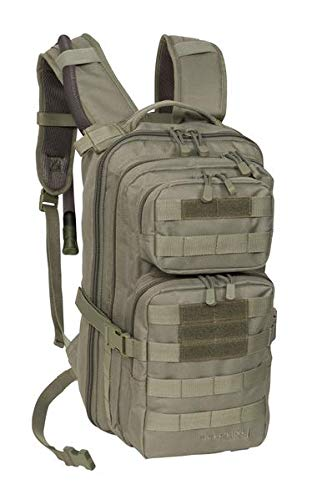 Fieldline Tactical Surge Hydration Pack with 2-Liter Reservoir, 22.2-Liter Storage, Olive
