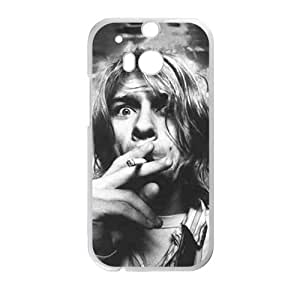 ZXCV Smoke MAN Hot Seller Stylish Hard Case For HTC One M8