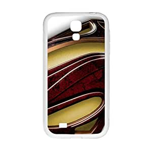 Superman Symble White Phone Case for Samsung Galaxy S4