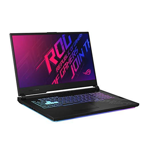 "ASUS ROG Strix G17 G712LW Gaming and Entertainment Laptop (Intel i7-10750H 6-Core, 32GB RAM, 1TB PCIe SSD, NVIDIA RTX 2070, 17.3"" Full HD (1920x1080), WiFi, Bluetooth, Win 10 Pro) with USB Hub"