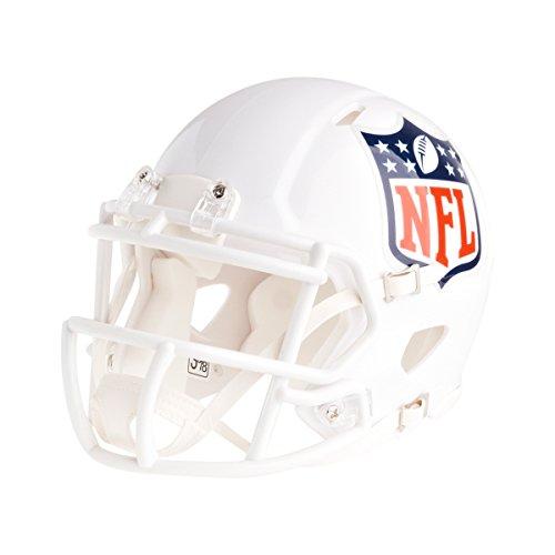 Riddell National Football League NFL Shield Logo Speed Mini Helm