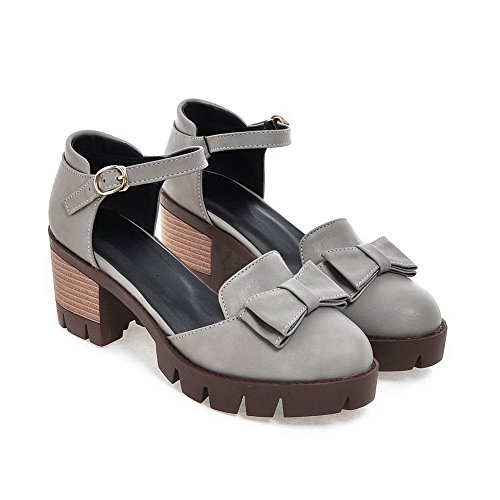 Urethane MJS03282 Sandals Non Womens Size 1TO9 Gray Marking Lining Mini Cold CzwT0wq