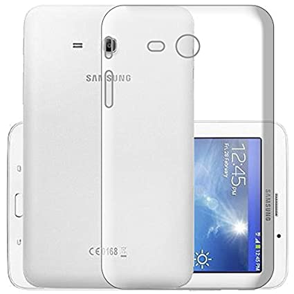 promo code ca14a 8d05b Samsung Galaxy Tab 3 V T116 Case Soft Back: Amazon.in: Electronics