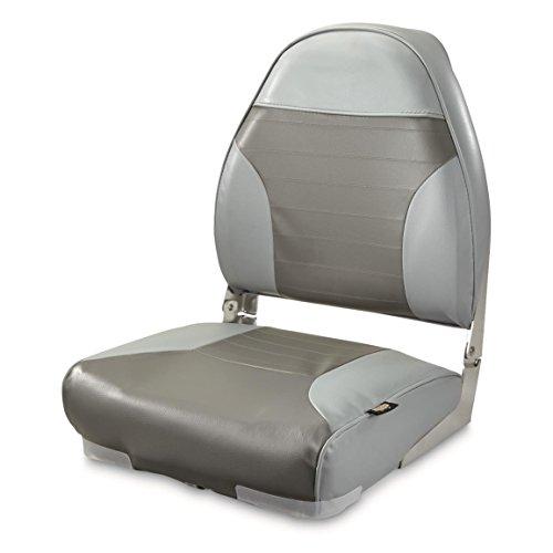 Guide Gear High-Back Folding Boat Seat, -