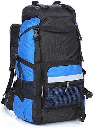Waitousanqi 大容量ハイキングバックパックアウトドアクライミングバックパックキャンプピクニック旅行用品用品 A15