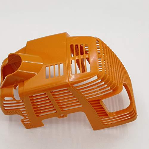 Shroud Engine Cover for Stihl Trimmer FC75, FS75, FS80, FS80R, FS85,FS85R,FS85T,FS85RX,HT70,HT75,SP80,SP80K,SP81,FR85T,FR85,KR85,KM85,KM85R,FH75,KW85,HL75,HL75K,KA85R SP85,SP85K 4137 080 1604 - Engine Stihl