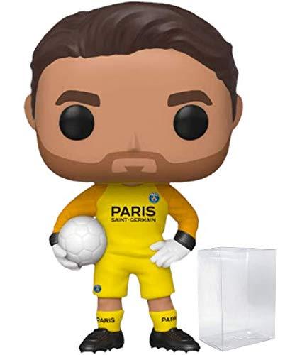 - Funko Pop! Soccer: Paris Saint-Germain - Gianluigi Buffon Vinyl Figure (Includes Compatible Pop Box Protector Case)