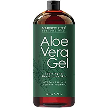 best selling Majestic Pure Aloe Vera Gel
