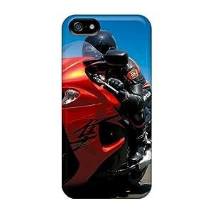Forever Collectibles 2008 Suzuki Hayabusa Hard Snap-on Iphone 5/5s Case