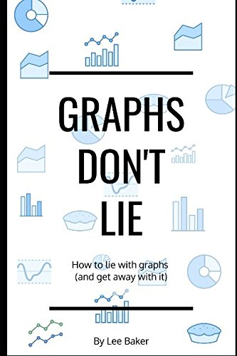 Price comparison product image Graphs Don't Lie: How to Lie with Graphs and Get Away With It… (Bite-Size Stats Series)