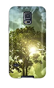 3148284K52110409 Case Cover The Tree Of Life/ Fashionable Case For Galaxy S5