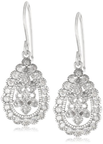 Sterling-Silver-and-Swarovski-Zirconia-Teardrop-Earrings-1-cttw