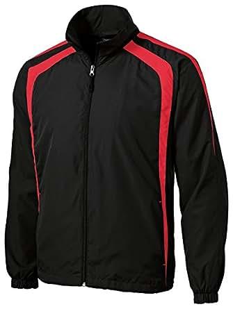 sport tek men 39 s big and tall colorblock raglan jacket at amazon men s clothing store. Black Bedroom Furniture Sets. Home Design Ideas