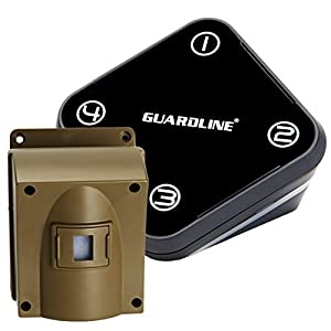3. Guardline Wireless Driveway Alarm