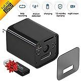 Spy Camera Charger - Hidden Camera - Mini Spy Camera 1080p - USB