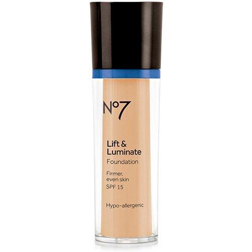 Boots No7 Lift & Luminate Foundation Honey