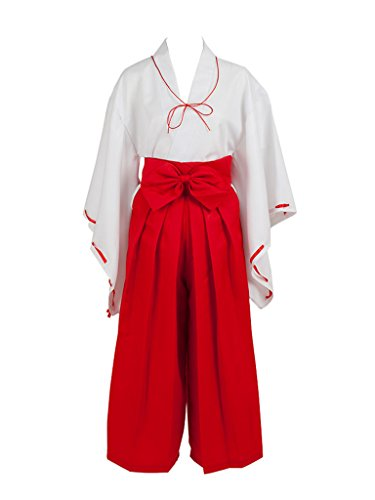 AnimeGo-Inuyasha-Kikyo-Simplified-Cosplay-Costume-mp002403