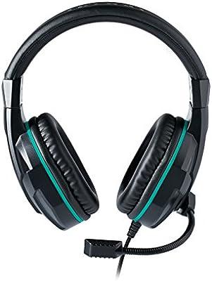 Nacon PCGH-110ST - Auriculares gaming con micrófono para PS4, PC ...