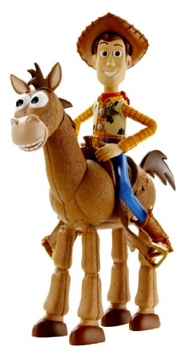 Toy Story 3 Woody & Bullseye Roundup Pack