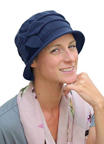 Fleece Flower Cloche Cancer Patients