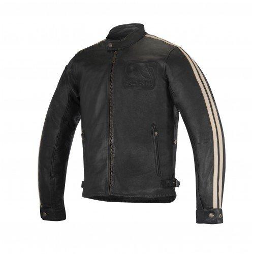Price comparison product image Alpinestars Charlie Men's Street Motorcycle Jackets - Black / 3X-Large