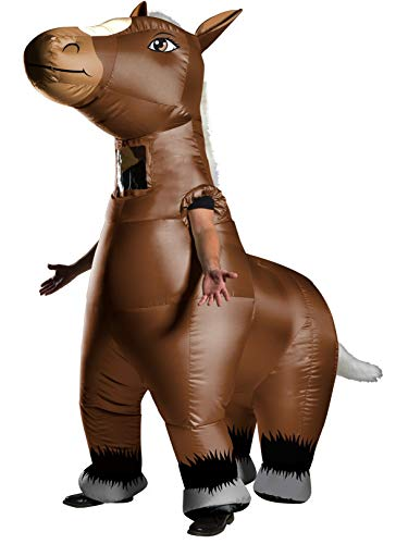 Rubie's Costume Co Unisex-Adults Mr. Horsey Inflatable Costume]()