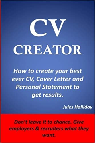 Buy Cv Creator How To Create Your Best Ever Cv Cover Letter
