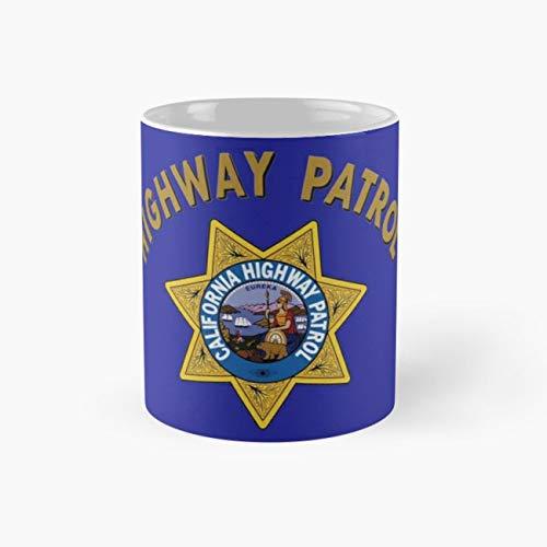 CHIPS HIGHWAY PATROL Mug, chips Funny Mugs, 11