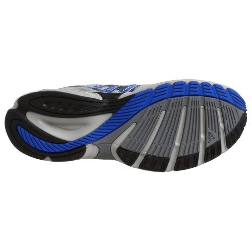 Adidas Mannen Duramo Loopschoen Onix / Blauw / Ijzer