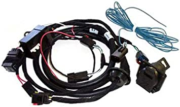 Amazon.com: Mopar OEM Dodge Ram Trailer Tow Wiring Harness Kit - 82207253:  AutomotiveAmazon.com