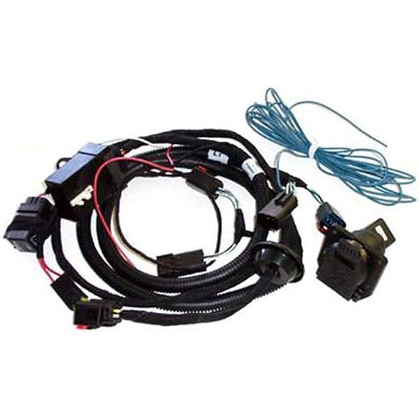 Amazon.com: Mopar OEM Dodge Ram Trailer Tow Wiring Harness Kit - 82207253:  AutomotiveAmazon.com