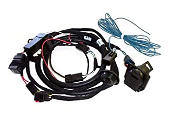 amazon com mopar oem dodge ram trailer tow wiring harness kit rh amazon com Dodge M37 Wiring Harness Dodge Ramcharger Wiring Harness