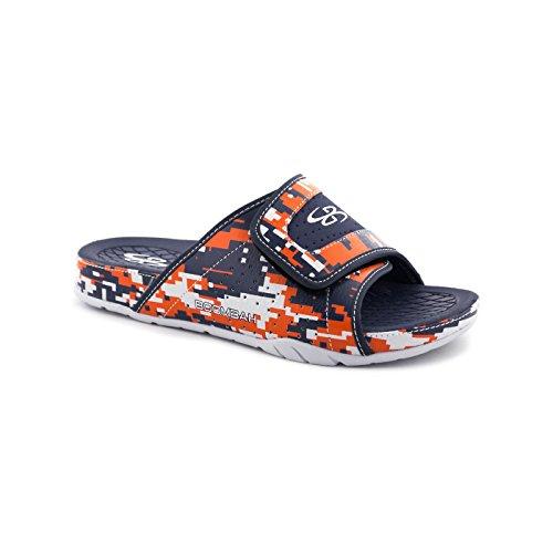 Options Digital Men's Tyrant 11 Color Sizes Boombah Sandals Camo Multiple Orange Slide Navy 8qUWnEwd