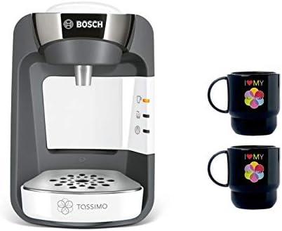 Bosch TAS3204 Tassimo Suny - Cafetera automática (1300 W, incluye 2 tazas Tupperware): Amazon.es: Hogar