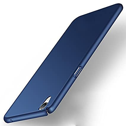 factory price 707ec 017aa MV Back Cover Case for Oppo A37 (Blue)