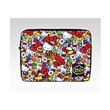 15 Inch Laptop Sleeve: Classic Fun Hello Kitty