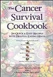 The Cancer Survival Cookbook, Weihofen, 0471353833