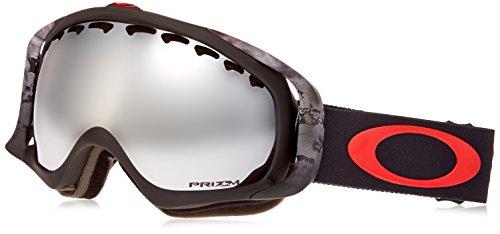 Oakley OO7005N-07 Crowbar Eyewear, VOD, Prizm Black Iridium - Oakley Black Crowbar Iridium Lens