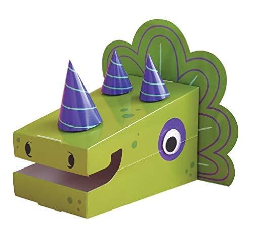 Spritz Valentines Day Mailbox Kit (Dinosaur)