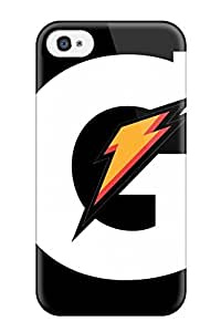 Awesome Design Gatorade Logo Hard Case Cover For Iphone 4/4s