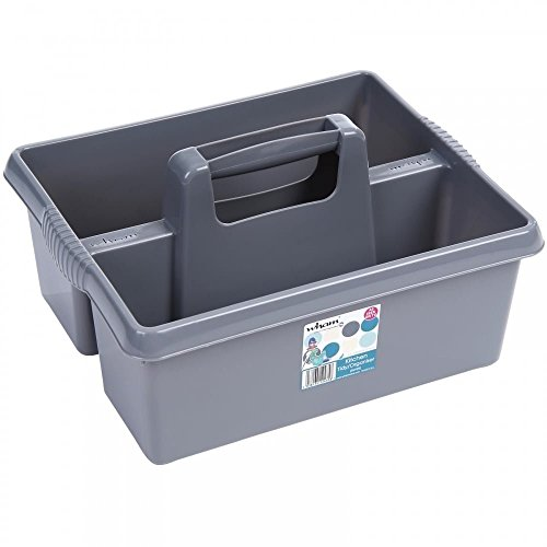 Wham Large Plastic Kitchen Cleaning Carry Tray Caddy Tidy