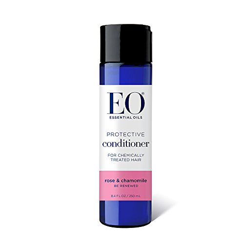 EO Pure Performance Botanical Conditioner, Protective for Color Treated Hair, Rose & Chamomile, 8.4 Ounce (Pack of (Eo Conditioner Rose)