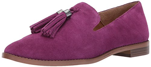 Franco Sarto Women's Hadden Loafer Flat Grape